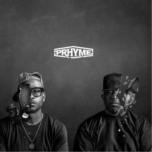 PRhyme album cover