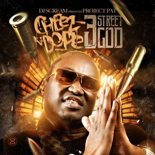 Project Pat - Cheez N Dope 3 cover