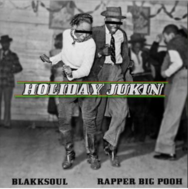 Rapper Big Pooh - Holiday Jukin