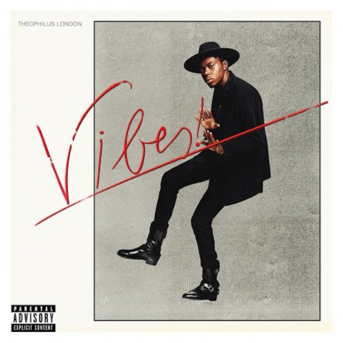 Theophilus London - Vibes album art