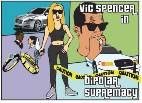 Vic Spencer - Bipolar Supremacy
