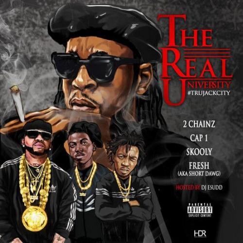 2 Chainz - TRU Jack City cover