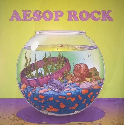 Aesop Rock - Cat Food EP