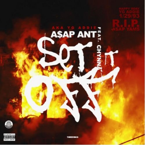 A$AP Ant - Set DatOff.