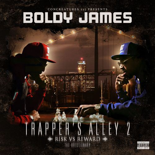 Boldy James - Trapper's Alley 2 cover