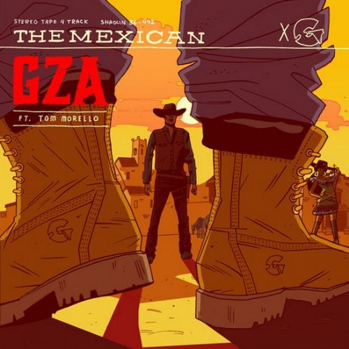 GZA - The Mexican