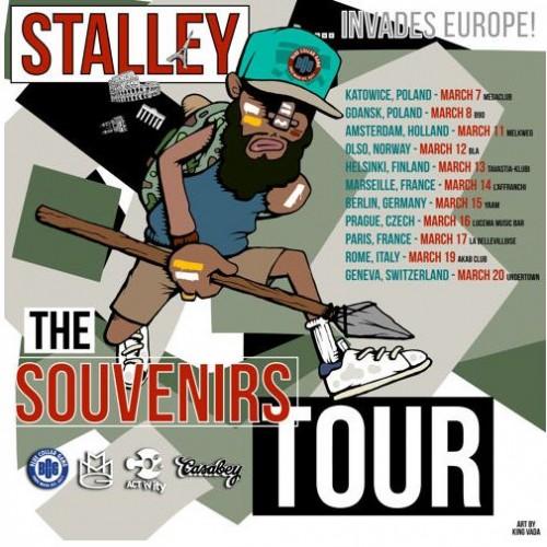 Stalley - Souvenirs