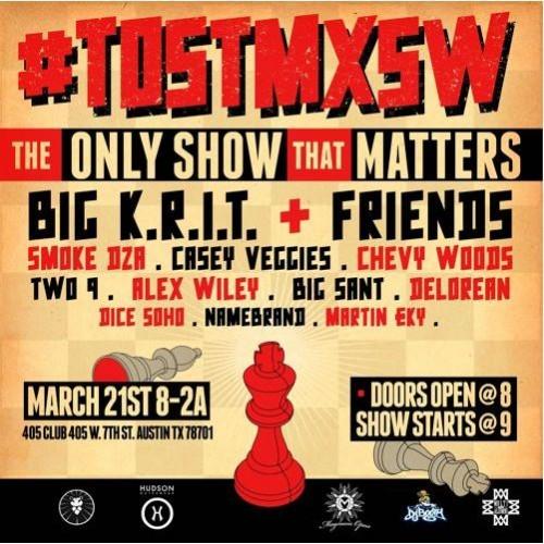 Big KRIT - B4SXSW