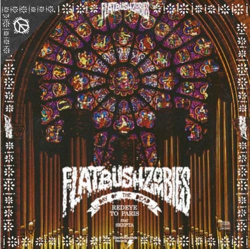 Flatbush Zombies - Redeye To Paris