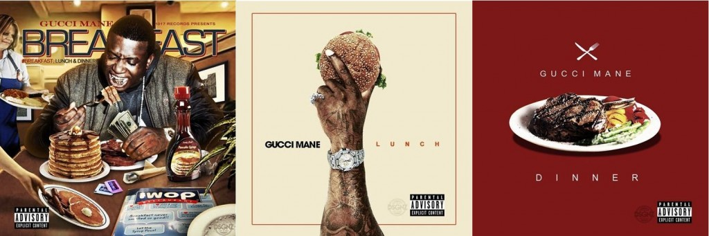 Gucci Mane - Breakfast