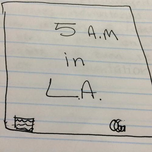 OG Maco - 5AM In LA