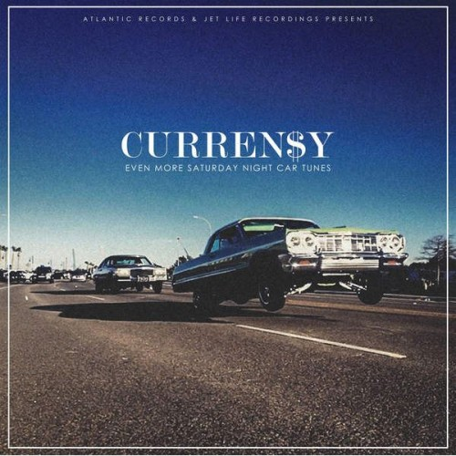 Curren$y - Even More Saturday Night Car Tunes