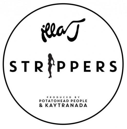 Illa J - Strippers
