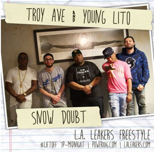 Troy Ave - Snow Doubt