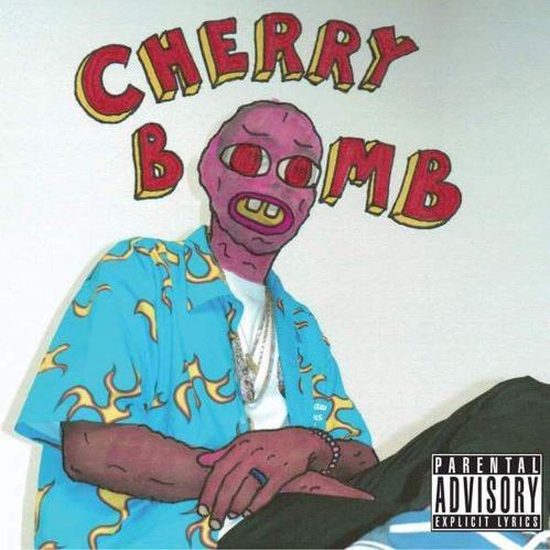 Tyler, The Creator - Cherry Bomb cover